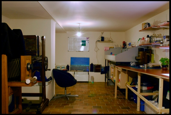 Overview darkroom part
