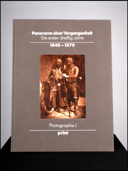 And of course..a book! Photography; The first 30 Years 1840-1870