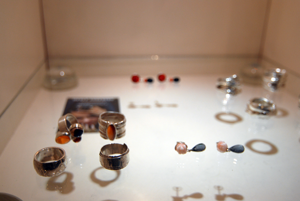 Jewelry by Merle Anderson