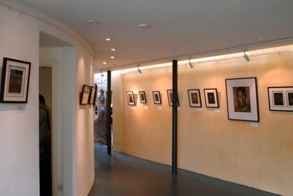 The Dissenters' Gallery