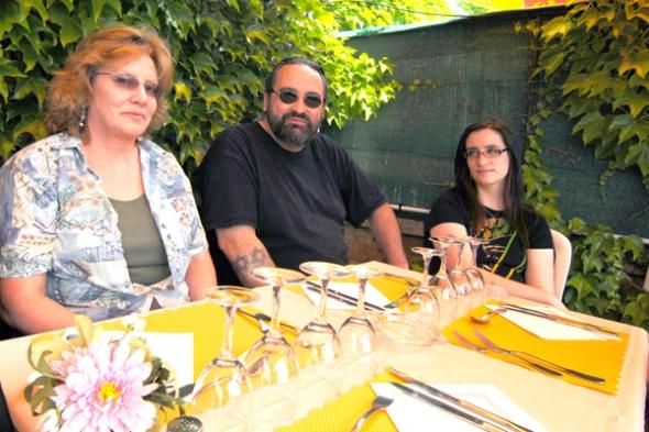 Jean, Quinn and Summer