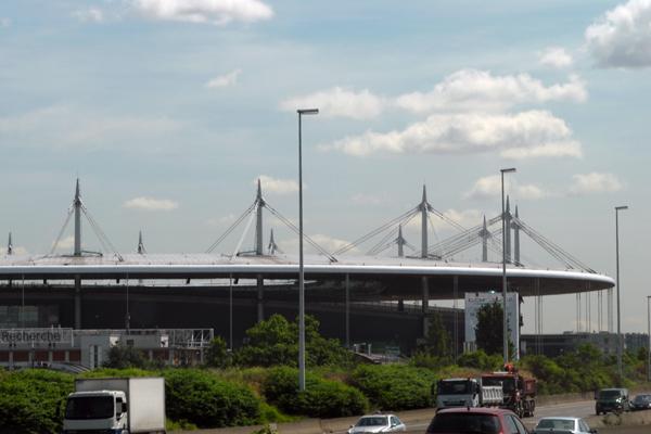 Stade de France, Saint-Denis