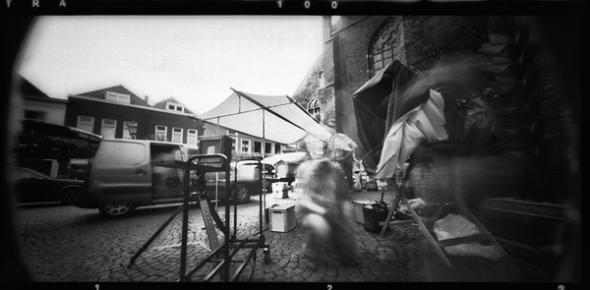 Extreme awesome pinhole photographs with a Diana Camera made by Vernon Trent: www.vernontrent.com