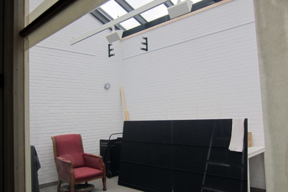 Galerie Zebra - Daylight studio (!!)