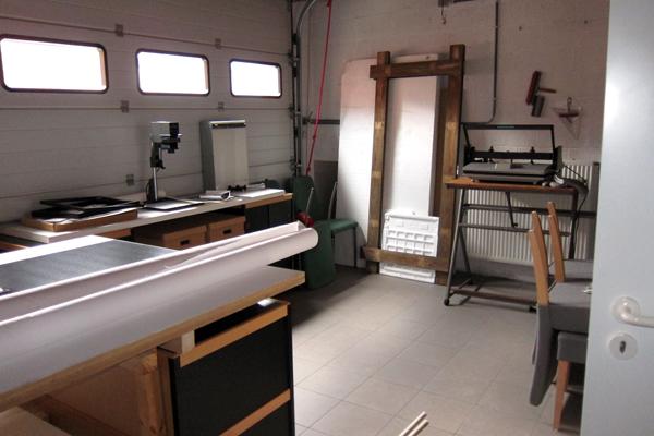 Galerie Zebra - The public darkroom