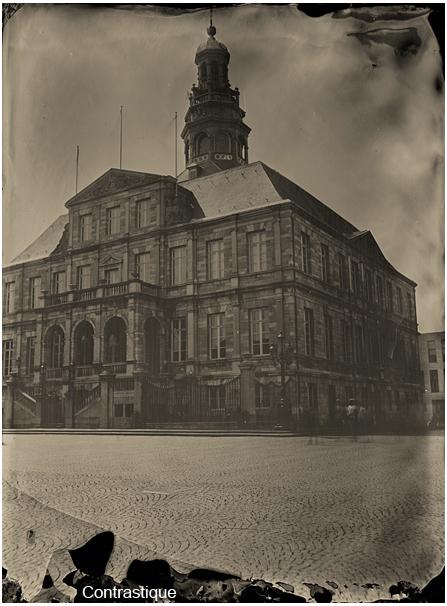 Markt Maastricht @ Wet Plate Collodion BGA 18x24 cm