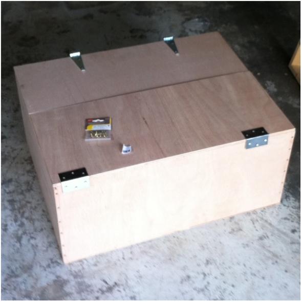 The closed box